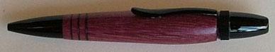 Drehkugelschreiber Amaranth Holz