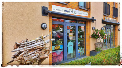 Street No. 82 - Boutique für Textilien, Dekoration und Schmuck