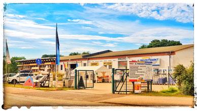 Bau- und Freizeitmarkt Glowe