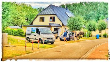 Fahrradverleih am Pappelwald