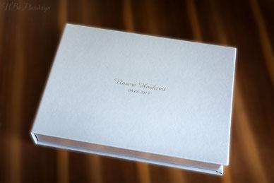 Fotobuch-Box