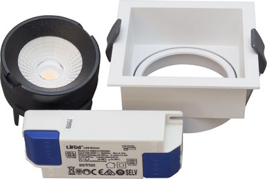 Downlight dimmbar Spot 15W 2700K