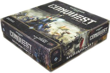 folded space insert organizer warhammer 40k conquest lcg