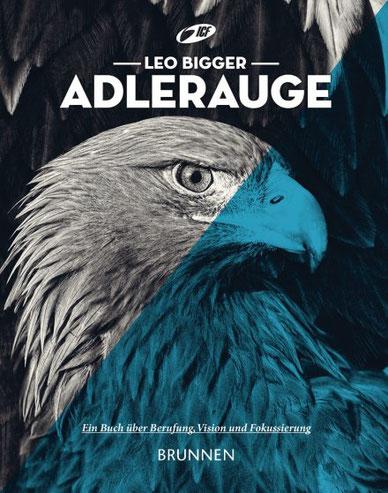 Buch Adlerauge Leo Bigger