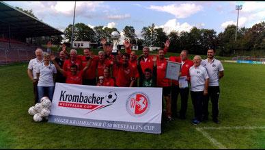 Westfalenpokalsieger 2017