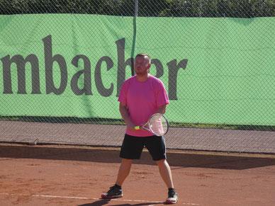 Vereinsmeister 2019: Carsten Baudisch