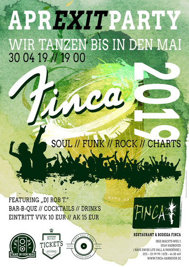 Tanz in den Mai 2019 | Finca Hannover