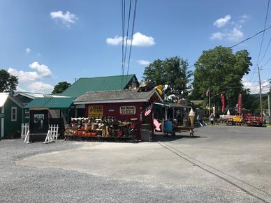 Souvenirgeschäft in Vermont