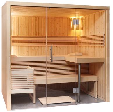 Sauna Panorama Small Indoor