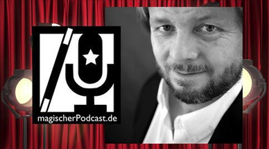 Interview für den Magischen Podcast - Christian Knudsen, Zauberer in Hamburg