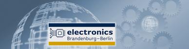 """GRW-Projektes """"Elektronik - Relevante Themen - und Handlungsfelder in der Region Brandenburg – Berlin"""" hat sich das Netzwerk """"Electronics Berlin-Brandenburg"""""""