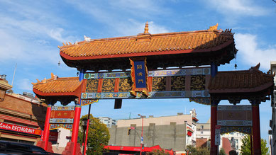 Chinatown - Gate of Harmonious Interest ...