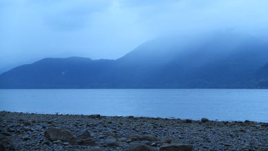 Morgen am Porteau Cove Campground