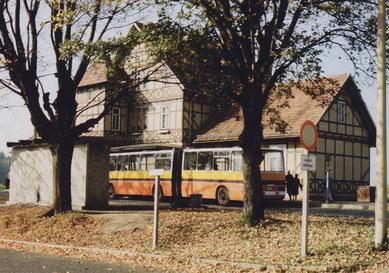Bahnhof mit Buswendeschleife - Quelle Kai Ziegler
