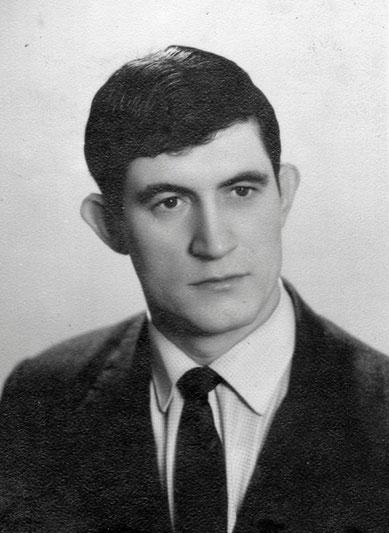 Mi primo Bene, nacido en Cabaloria. Propiedad privada.