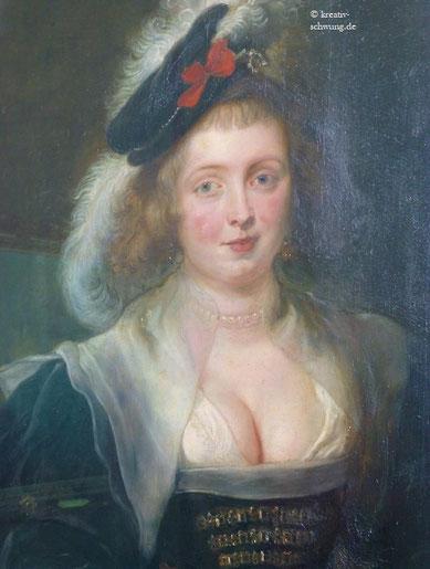 Bildnis Helene Fourment, A.P. München, Foto: privat