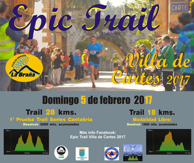 EPIC TRAIL VILLA DE CARTES
