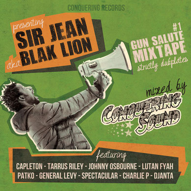 Conquering Sound - Gun Salute Mixtape (2016) [Mastering]