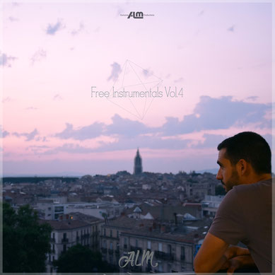 ALM - Free Instrumentals Vol.4 (2017) [Producing, mix, mastering]