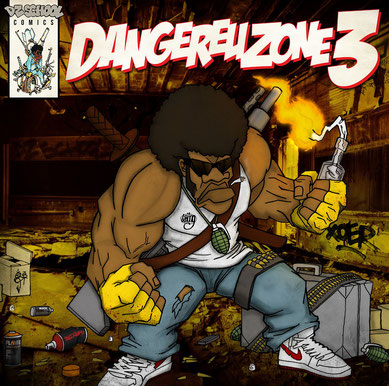 DzSchool - Dangereuzone 3 (2016) [Mix]