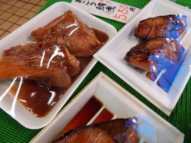 鮮魚の大阪屋 煮魚 照り焼き