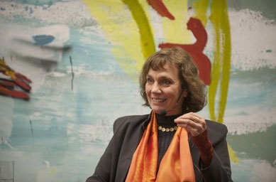 Dr. Christiane Lange. Foto: Frank Kleinbach