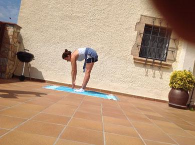 hacer estiramientos - www.AorganiZarte.com