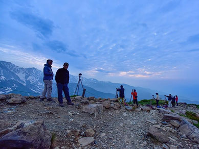 ネイチャーフォトは撮影技術と同時に、場所とタイミングの見極めも大事です。