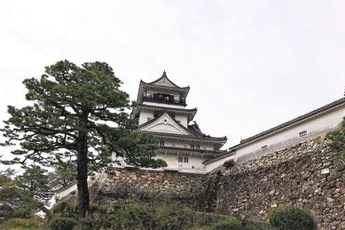 高知城、高知県
