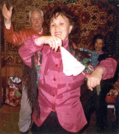 Танец «Рассоха моя»
