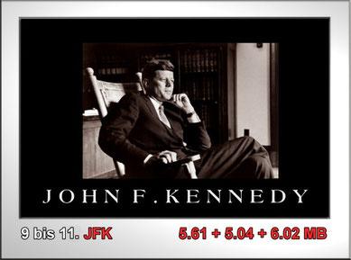 9 John F.Kennedy