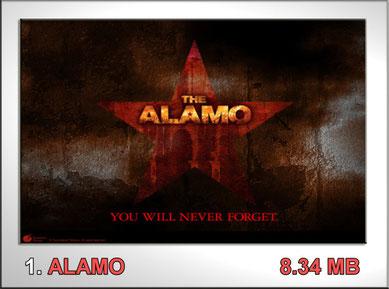 1 Alamo