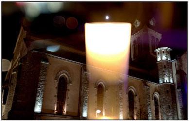 Fête des lumières, Brignais, Ville de Brignais, Centre Ville