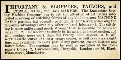Morning Advertiser - 13 April 1853