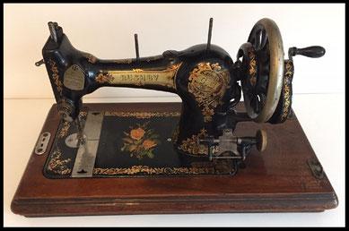 Jones 53.502  RUSHBY  (1898 c.)