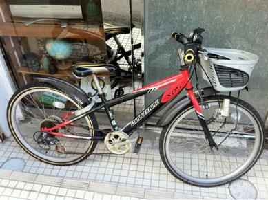 ブリヂストン子供自転車