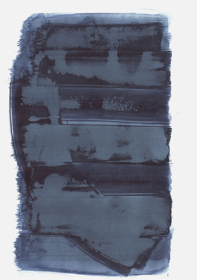 """""""Philipp Silber, Memorial 03"""", 2020, 48 x 36cm"""