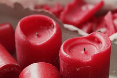 alte Kerzen