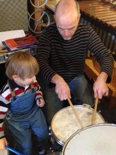 Patrick Fischer - Lehrer Schlagzeug und Percussion