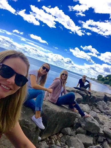 Team Baden Regio / Nadine Lehmann / Alina Pätz / Nicole Schwägli / Marisa Winkelhausen