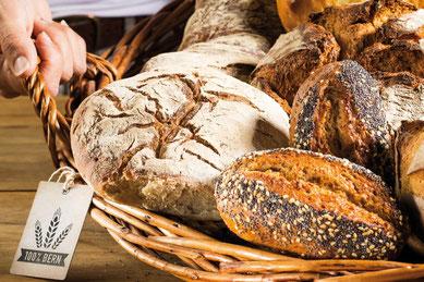 Brot aus dem Berner Oberland