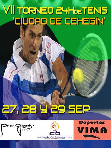 Tenis Cehegín VII Torneo