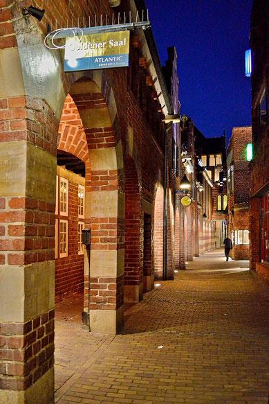 Bremen - Sonntagnacht in der City 20
