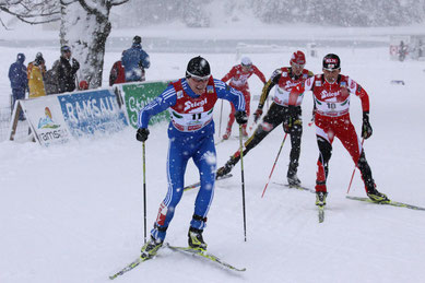 Nordic Combined Ramsau am Dachstein