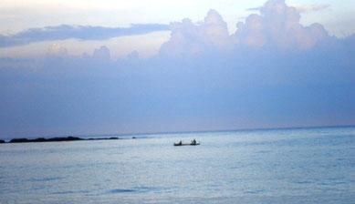 Dingalan Seashore
