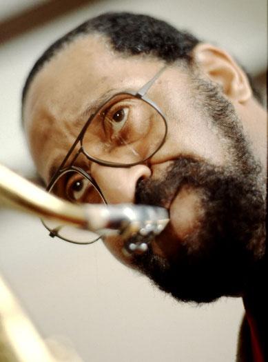 Jazzman Sonny Rollins.
