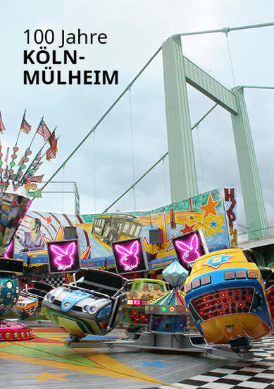 Cover der Broschüre »100 Jahre Köln-Mülheim«