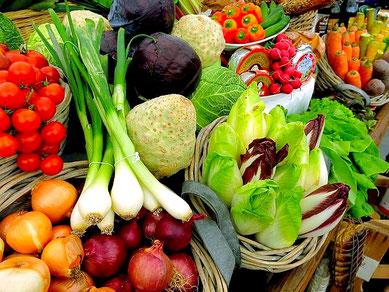 新鮮で安心安全な旬野菜