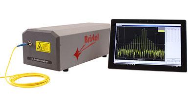 Optischer Spektrum Analysator für cw Laser (OSA)