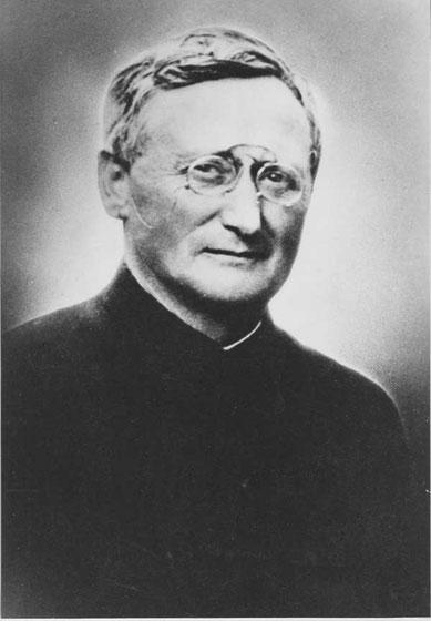 Pfarrer August Küchler